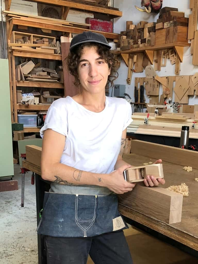 About Offerman Woodshop Meet The Members